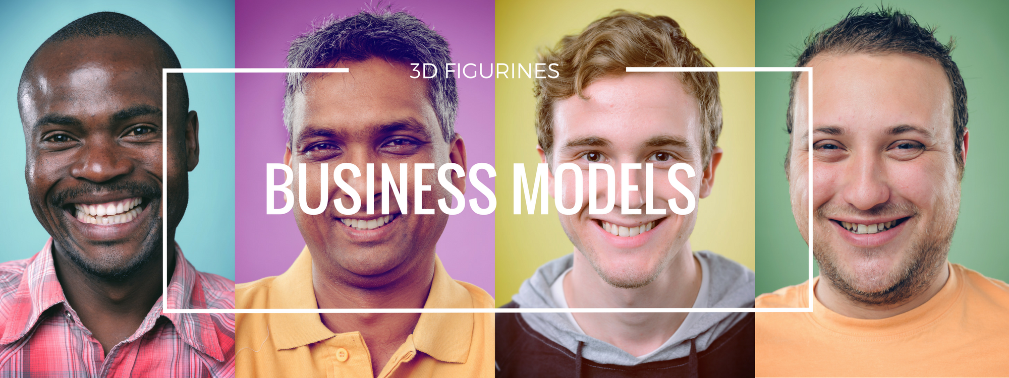 3D Figurine Business Models Twindom