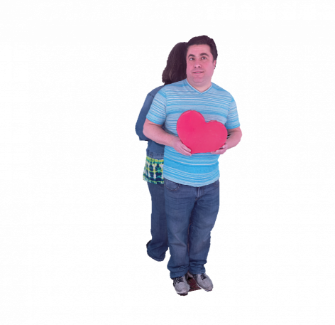 3D scan from Twinstant Twindom