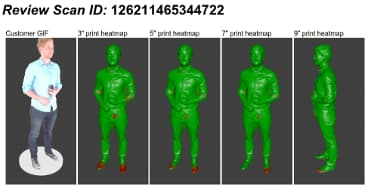 review 3d scans